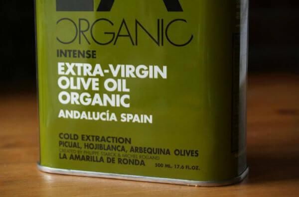 Оливковое масло Extra Virgin