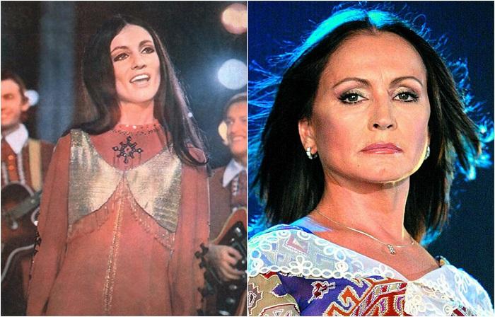 Популярные советские певицы тогда и сейчас