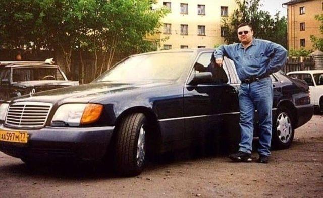 Лихие 90-е. Атмосферная коллекция снимков