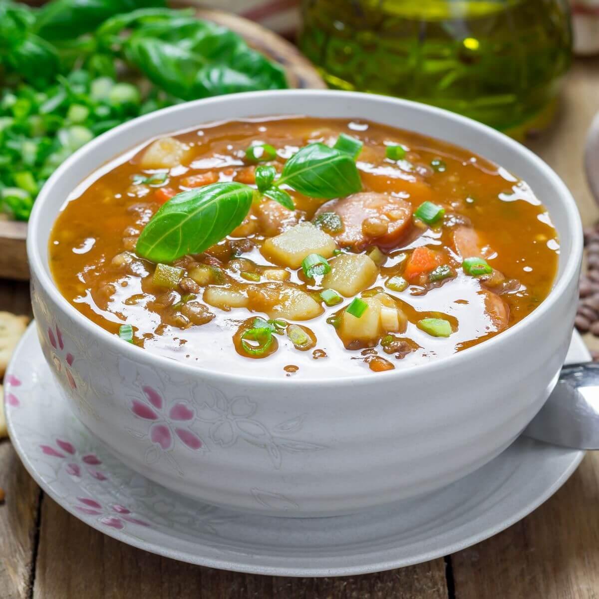 мифы о супе
